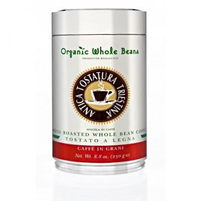 Кофе в зернах Antica Tostatura Triestina Organic 250 гр.