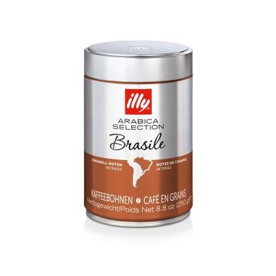 Кофе в зернах illy Arabica Selection Brazil
