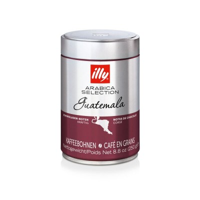 Кофе в зернах illy Arabica Selection Guatemala