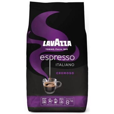 Кофе в зернах LavAzza Espresso Italiano Cremoso
