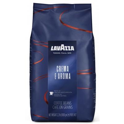 Кофе в зернах LavAzza Crema e Aroma Blue