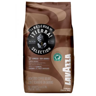 Кофе в зернах LavAzza Professional la Reserva de ¡TIERRA! Selection New