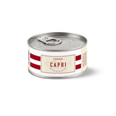Тунец Capri all'Olio di Olive 80гр.