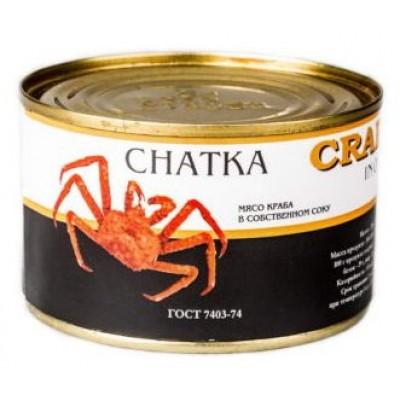 Мясо Камчатского краба Chatka Extra