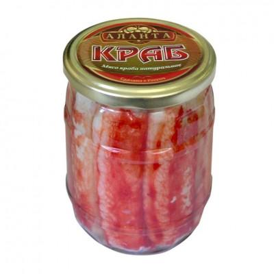 Мясо Камчатского краба Аланта