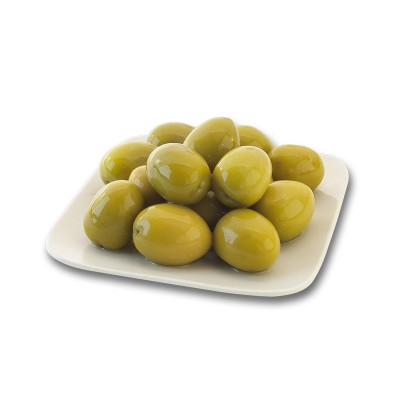 Оливки Gordal зеленые