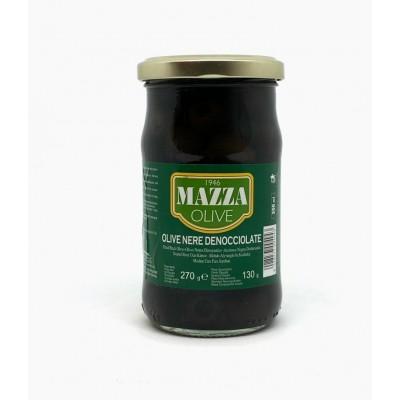 Оливки Olive Nere Denocciolate Mazza