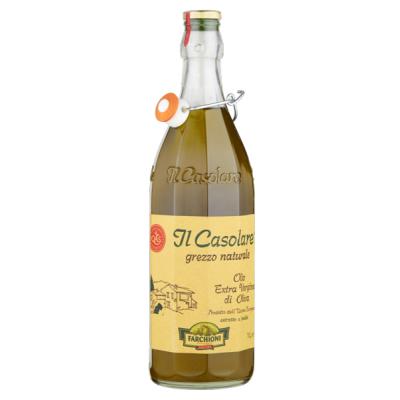 Olio iL Casolare Grezzo Naturale Farchioni Extra Virgin Olive Oil