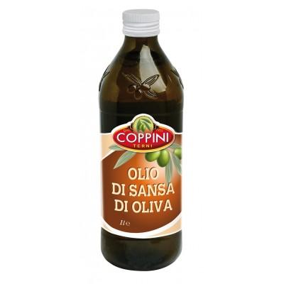 Olio Coppini Olio di Sansa di Oliva 1л