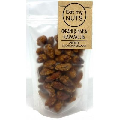 Орешки Eat my Nuts Французька Карамель