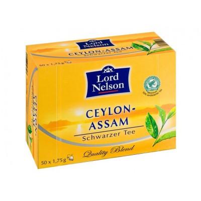 Чай Lord Nelson Ceylon - Assam