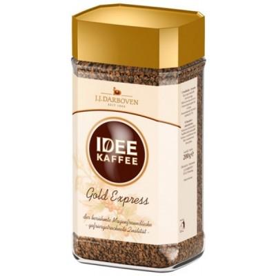 Растворимый кофе Idee Kaffee Gold Express 100гр.