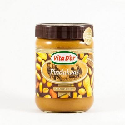 Арахисовое масло Vita D'or Naturel