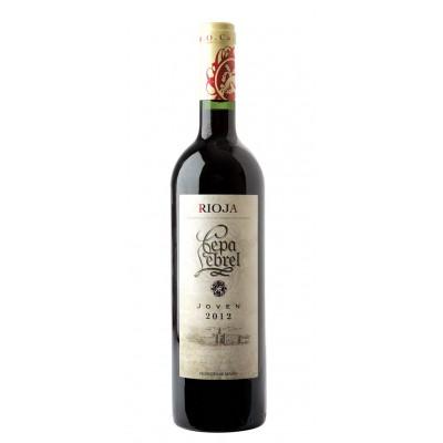 Вино Cepa Lebrel Rioja Joven DOC 2016