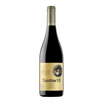 Вино Faustino VII Tempanilio Rioja Tinto DO 2018