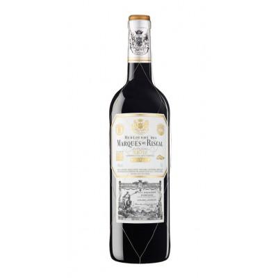 Вино Herederos del Marques de Riscal Reserva 2015