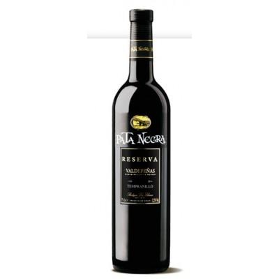 Вино Pata Negra Valdepenas Reserva 2013