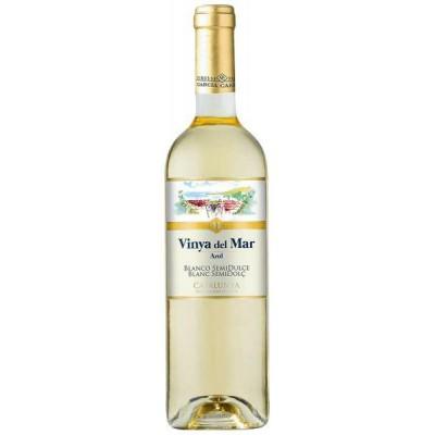 Вино Viña Del Mar Blanco Semi-Dulce
