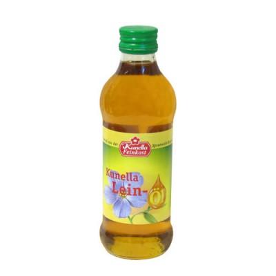 Льняное масло Kunella Lein öl