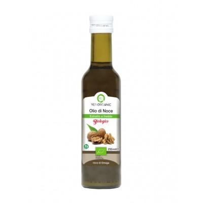 Olio di Noce Biologico Yes Organic