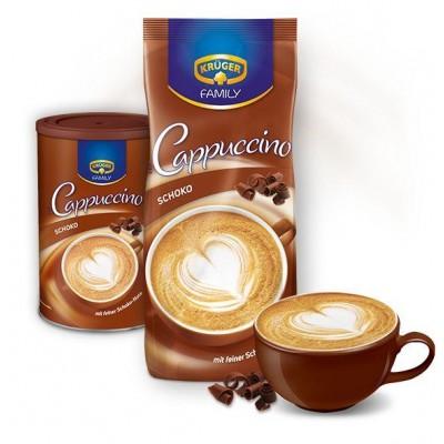 Cappuccino Krüger Family Schoco