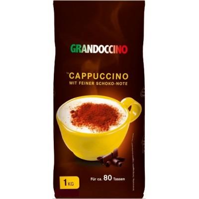 Cappuccino Krüger Grandoccino mit Feiner Schoko 1000г.