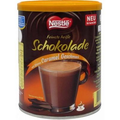 Горячий шоколад Nestle Feinste Heiße Schokolade Caramel