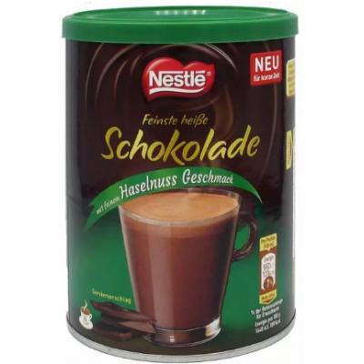 Горячий шоколад Nestle Feinste Heiße Schokolade Haselnuss