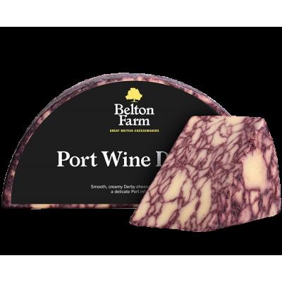 Сыр Belton Farm Port Wine Derby