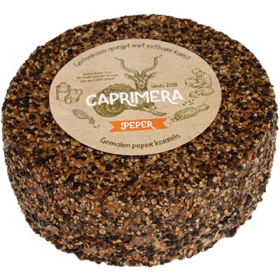 Сыр Caprimera Geitenkaas met Peper