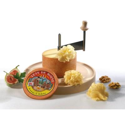 Сыр Tête de Moine Switzerland AOP