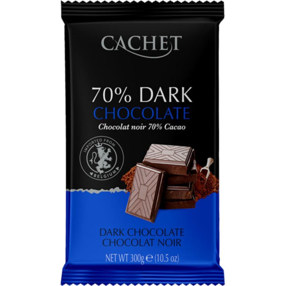 Шоколад Cachet Chocolat Extra Noir 70%