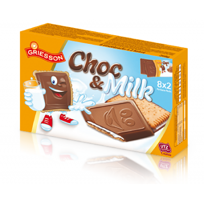 Печенье Griesson Choc & Milk