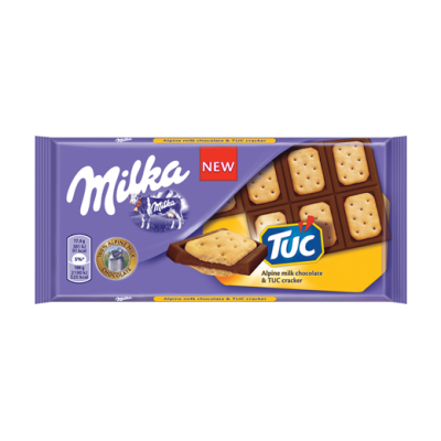 Шоколад Milka Tuc