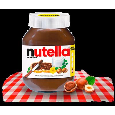 Nutella Ferrero 600гр.
