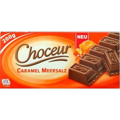 Шоколад Chateau Caramel Meersalz