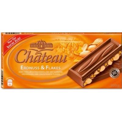 Шоколад Chateau Ednusse & Flakes