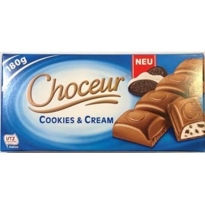 Шоколад Chateau Cookies & Cream