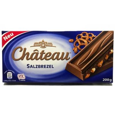 Шоколад Chateau Salzbrezel
