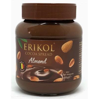 Шоколадная паста Erikol Almond