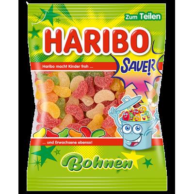 Haribo Bohnen Sauer