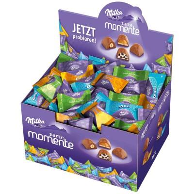 Шоколадные конфеты Milka Zarte Momente Mix (вес)