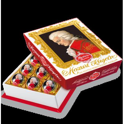 Шоколадные конфеты Reber Mozart Kugeln 240 г.