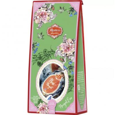 Шоколадные конфеты Reber Nuss-Nugat Eier 80 г.