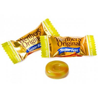 Леденцы Werther's Original Caramelised Apple Sugar Free