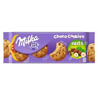 Печенье Milka Choco Cookies Nut