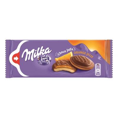 Печенье Milka Choco Jaffa Orange  Jelly