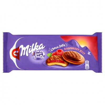 Печенье Milka Choco Jaffa Raspberry Jelly