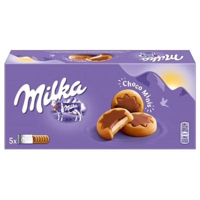 Печенье Milka Choco Minis