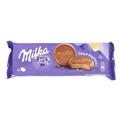 Вафельки Milka Choco Supreme